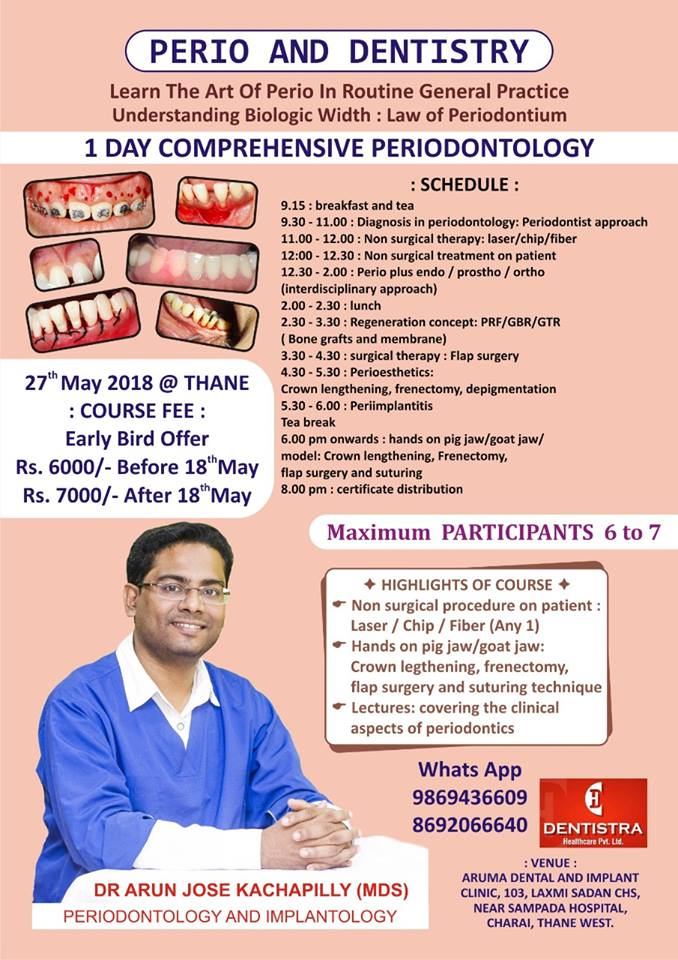PERIO AND DENTISTRY