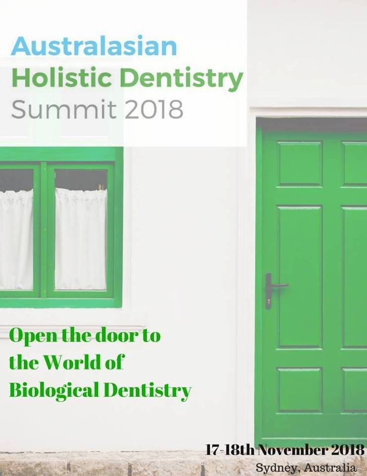 Australasian Holistic Dentistry Summit 2018