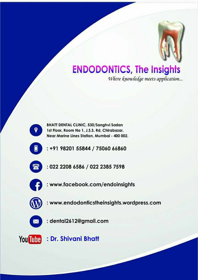 Endodontics the Insights
