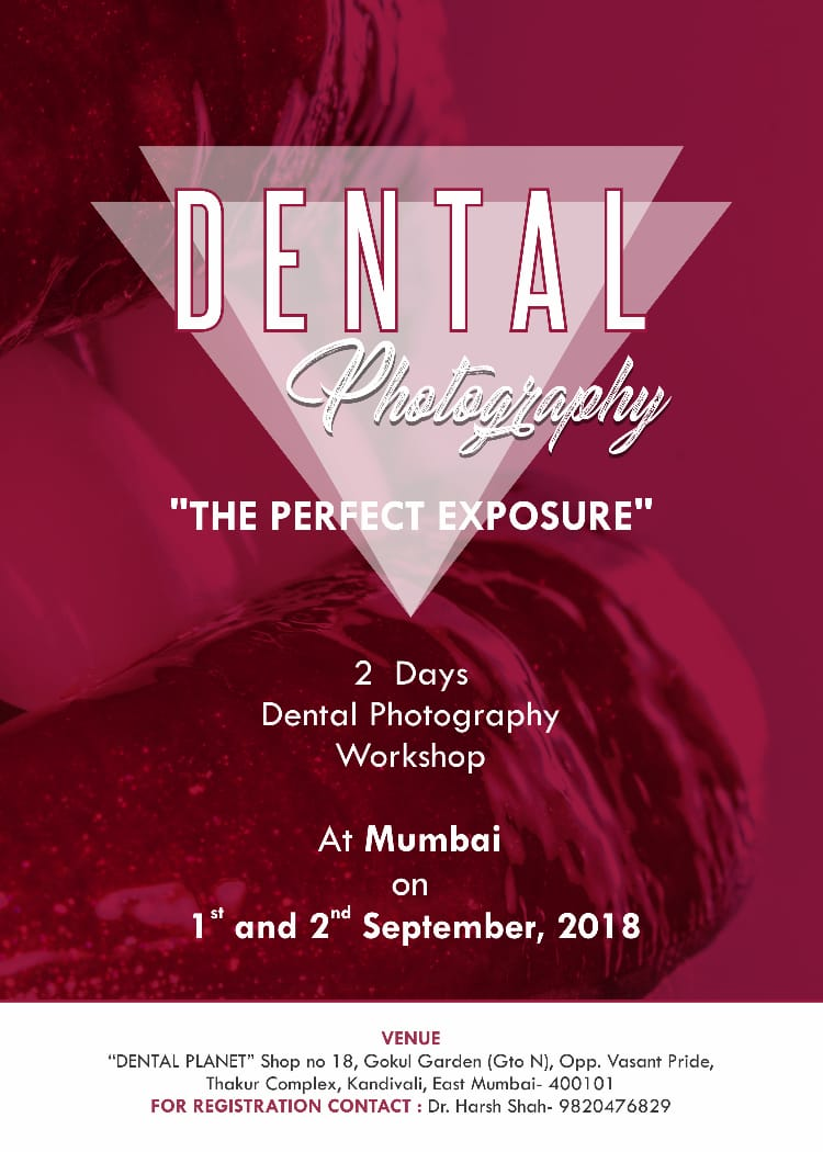 "Dental Photography ""The Perfect Exposure"""