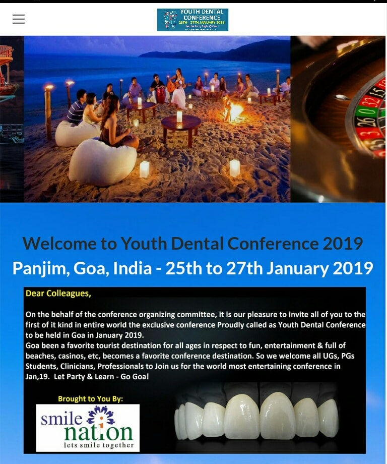 Youth Dental Conference
