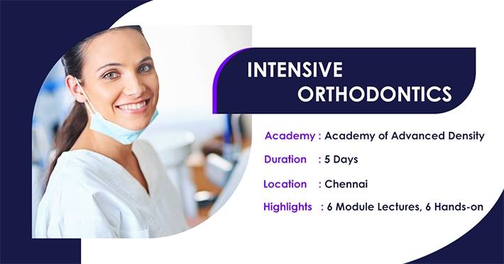Intensive Orthodontics