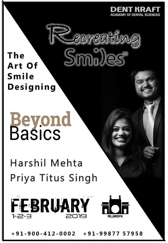 Recreating Smiles - The Art Of Smile Designing
