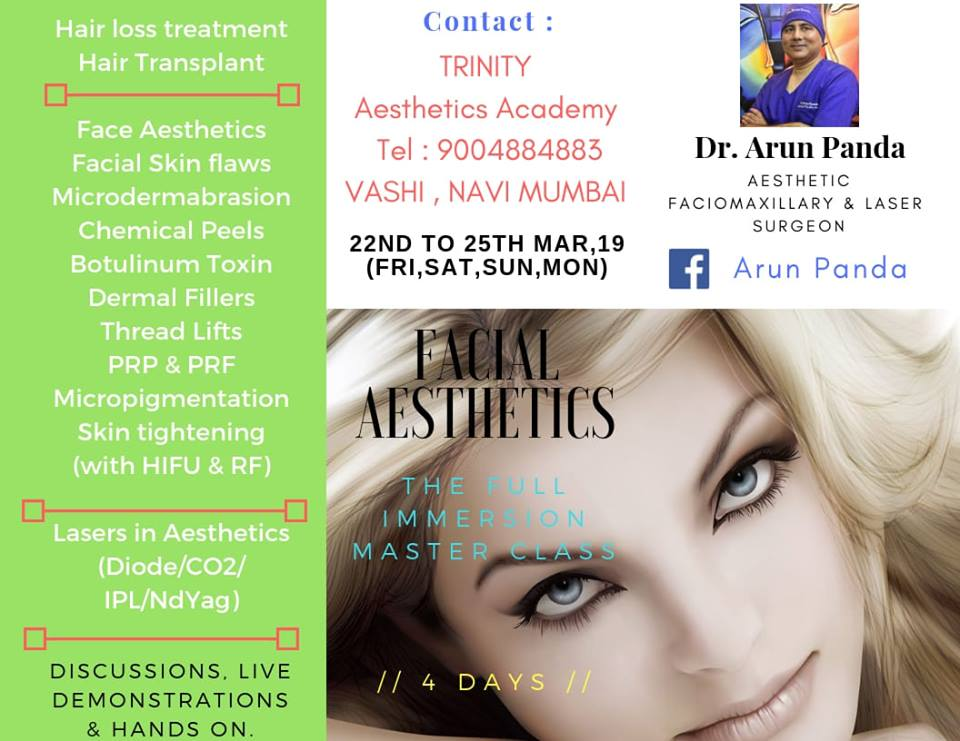 Facial Aesthetics - The Full Immersion Master Class