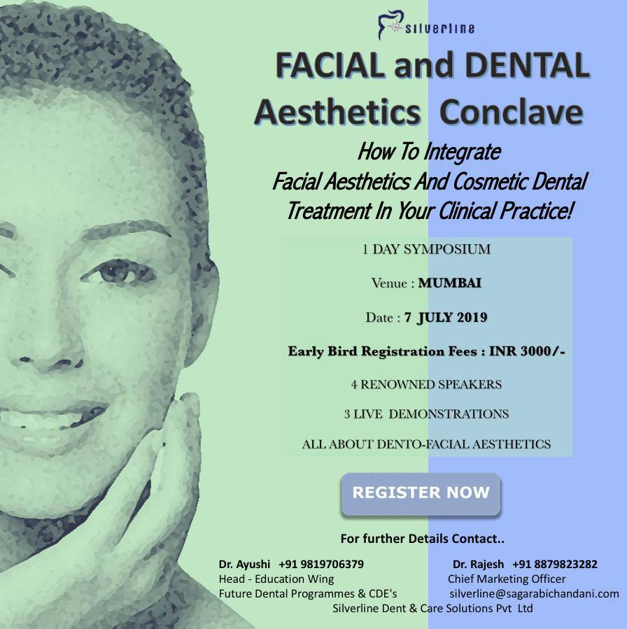 FACIAL and DENTAL Aesthetics Conclave