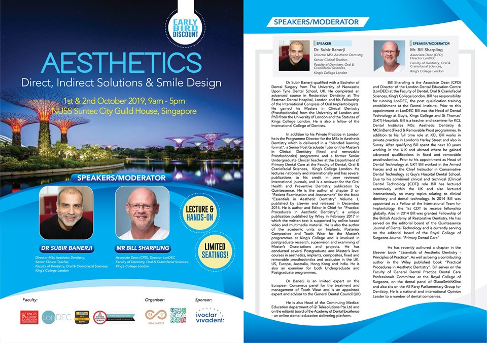 AESTHETICS - Direct Indirect Solutions & Smile Design