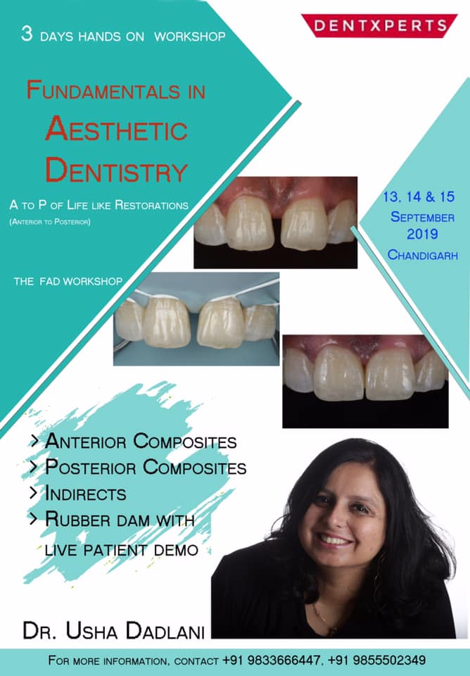 Fundamentals In Aesthetic Dentistry