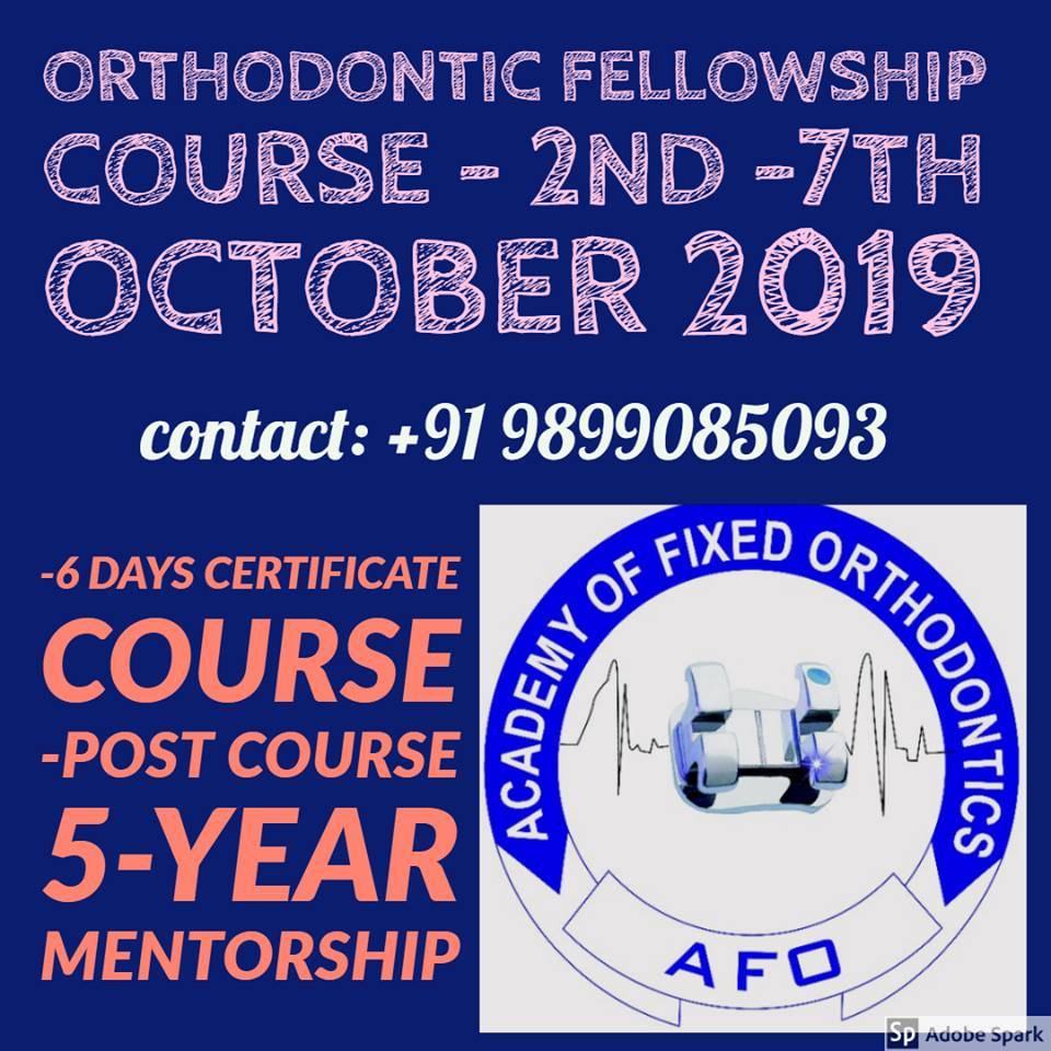 Orthodontic Fellowship Course