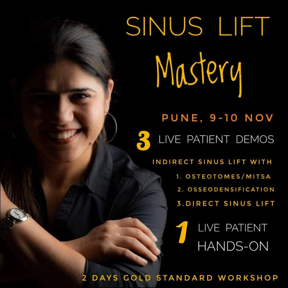 SINUS LIFT MASTERY