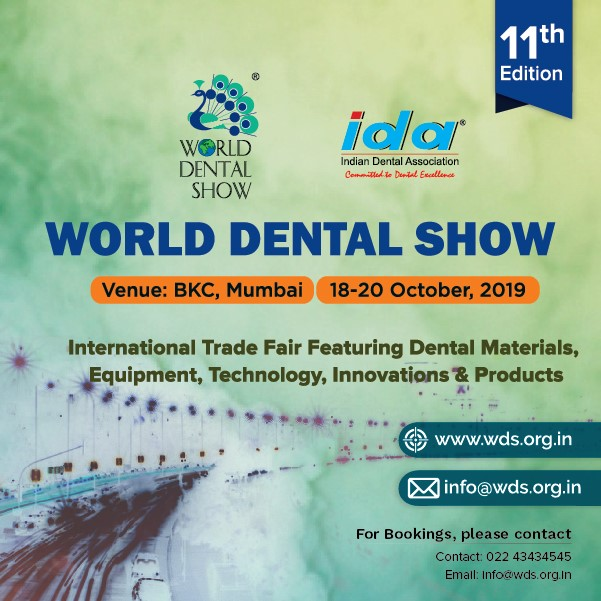 World Dental Show Mumbai 2019