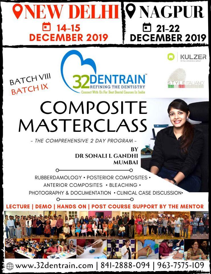 Composite Masterclass - The Comprehensive 2 Day Program