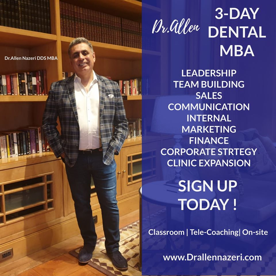 3 Days Dental MBA