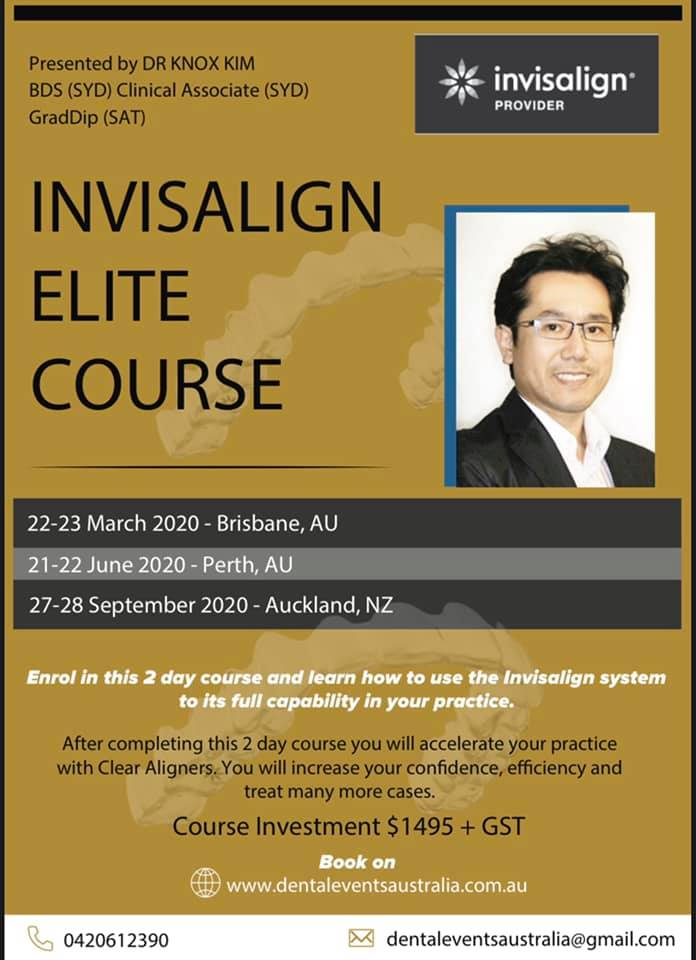 Invisalign Elite Course