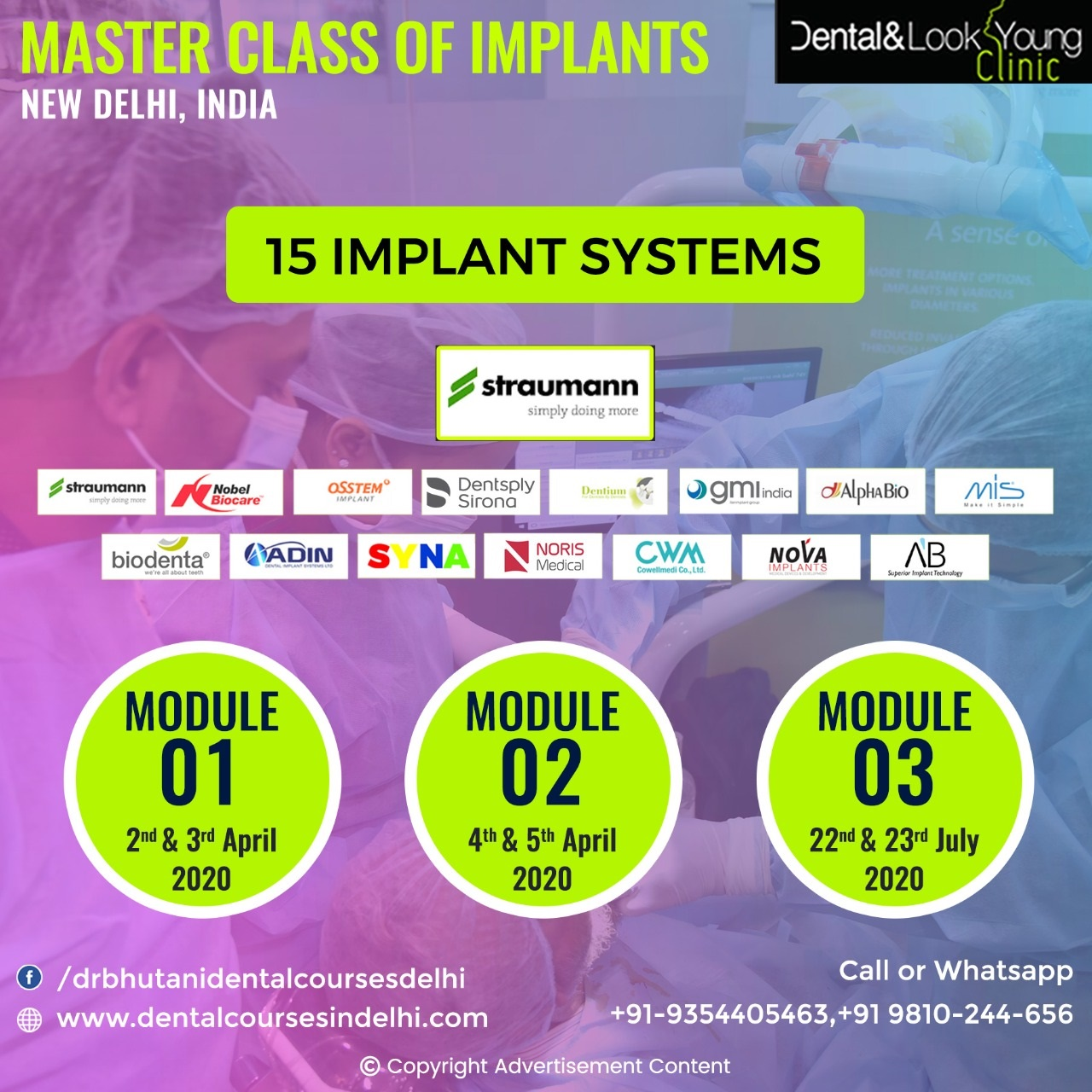 Master Class Of Implant