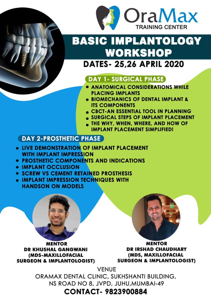 Basic Implantology Workshop