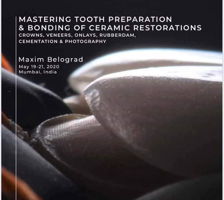 Mastering Tooth Preparation & Bonding Of Ceramic Restorations Crown, Veneers, Onlay, Rubberdam, Ceme