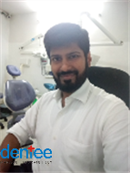 Dr. Chinmay Rao dentist