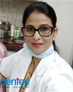Dr. Sharmila Shinde dentist