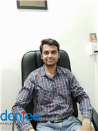Dr. Rushi Shelat dentist