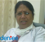 Dr Varsha Shirsath dentist
